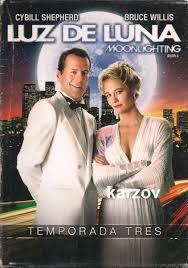 moonlighting fans share luz de luna moonlighting temporada tres serie tv en dvd mlm dvd