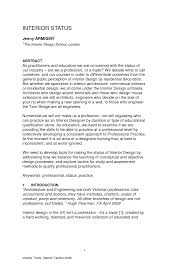 interior design contract template samples interior design contract templatearsummitcom