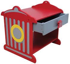 """<b>KidKraft Прикроватный столик</b> """"Пожарная станция"""" (Fire Hydrant ..."""