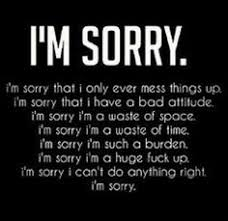 im sorry quotes | Quotes
