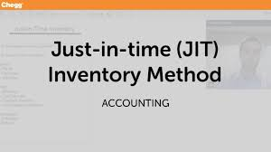 just in time jit inventory method accounting chegg tutors just in time jit inventory method accounting chegg tutors