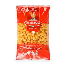 <b>Макаронные изделия Pasta Zara</b> №55 рожки крупные, 500 г Италия
