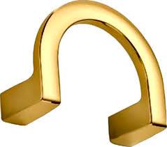 <b>Крючок Colombo Design Lulu</b> LC47.gold - купить в Москве. Цена ...