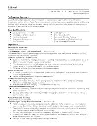 professional police sergeant templates to showcase your talent resume templates police sergeant