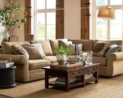 barn living room ideas decorate: pottery barn living room design ideas remodels photos