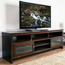 living aussie wood tv console