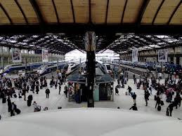 Estación de París-Lyon