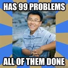 Rebellious Asian Gets Cs and Ds memes   quickmeme via Relatably.com