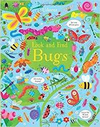 <b>Look And</b> Find Bugs: <b>KIRSTEEN ROBSON</b>: 9781474937450: Books ...