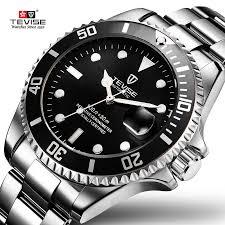2019 <b>Tevise Mens</b> Top Brand <b>Luxury Men</b> Mechanical <b>Watches</b> ...
