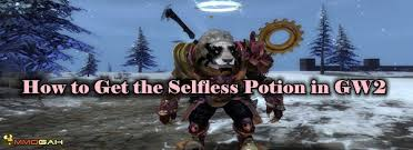 GW2 Guide: How to Get the Selfless Potion in Guild Wars 2