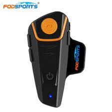 Fodsports <b>BT S3 motorcycle helmet intercom</b> 1000M wireless ...