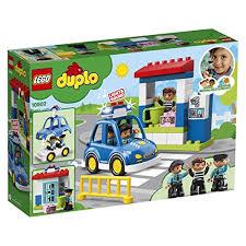 <b>LEGO DUPLO Town</b> Police Station <b>10902</b> Building Blocks (38 Pieces)