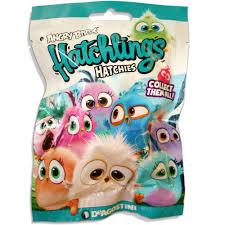 Фигурка DeAgostini <b>Angry Birds</b> Hatchlings Hatchies — купить в ...