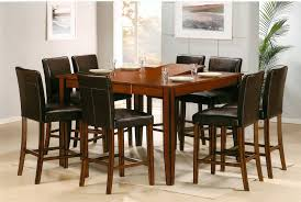 dining room pub style sets: tall kitchen table sets collection kitchen table decorating inspiration features top wooden kitchen