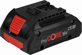Купить Батарея аккумуляторная <b>Bosch</b> ProCORE18V 18В 4.0Ач <b>Li</b> ...