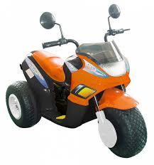 <b>Электромобиль CHIEN TI</b> CT-770, оранжевый — купить в ...