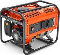 <b>Электрический генератор и электростанция</b> Husqvarna G 1300 P ...