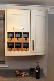 wine rack home renovations contemporary kitchen