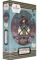 «<b>Пазл</b> для малышей <b>Оригами Santoro</b> Часы April Shower, 05130 ...