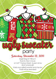 disneyforever hd invtation card portal part 19 cool ugly sweater christmas party invitations template 54 on card picture images ugly sweater christmas