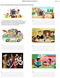 narrative sentences  narrative essay home > writing about life experiences > writing narrative sentences >