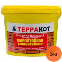 <b>Мастики</b> ТЕРРАКОТ: купить в интернет-магазине на Яндекс ...