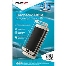Купить <b>Защитное стекло Onext для</b> Samsung G930F Galaxy S73D ...