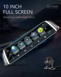 """<b>Jansite 10</b>"""" <b>4G</b> 3G <b>Touch</b> Screen Car Dash camera Android 5.1 GPS ..."""