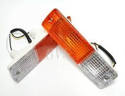 <b>FRONT BUMPER TURN SIGNAL</b> LIGHT INDICATOR LAMP For 80 ...