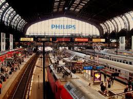 Gare centrale de Hambourg