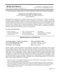 federal parole officer resume s officer lewesmr sample resume federal security officer resume sle it