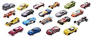 Amazon.com: Hot Wheels <b>20</b> Cars Gift <b>Pack</b>, Styles May Vary: Toys ...