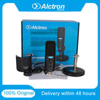 Alctron CU58 Desktop <b>Professional Condenser</b> Microphone...