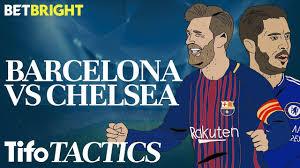 Can Chelsea Stop Barcelona? | Champions League Tactics ...