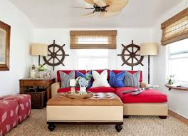 nautical living room design fancy nautical decor beach style living room furniture