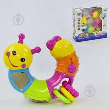 ᐉ Детская игрушка <b>Play Smart Веселая гусеница</b> 9182 ...