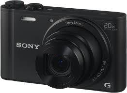 Цифрового <b>фотоаппарата Sony</b> Cyber-shot <b>DSC</b>-<b>WX350 black</b> ...