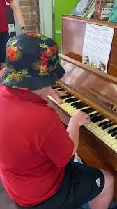 Our very own <b>Elton John here</b> at... - Darlington Public School