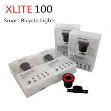 Xlite100 Smart <b>Bike Bicycle Taillight USB Rechargeable</b> Led ...