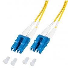 Fiber Optic Cable LC/LC 9/125 Singlemode <b>3m Diameter</b> 1.2mm OS2