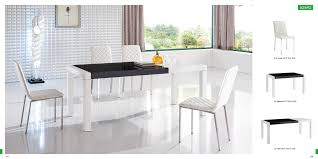 modern contemporary dining room table contemporary custom kitchen tables and chairs table and chairs modern dining black white modern kitchen tables