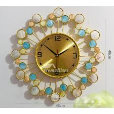 Beach Shell Modern <b>Big Wall</b> Clock Living Room <b>Creative</b> Quartz ...