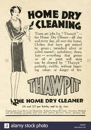 1928 advert for the thawpit home dry cleaner intended for 1928 advert for the thawpit home dry cleaner intended for cleaning clothes shoes and