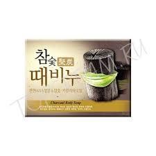 <b>Мыло</b>-<b>скраб Древесный</b> уголь MUKUNGHWA Charcoal Body Soap