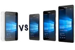 Which Windows Phone is right for you? Microsoft Lumia 650 vs 550 ...