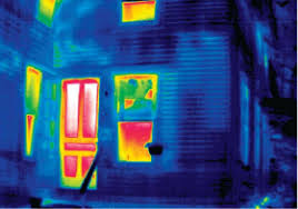 <b>Обследование зданий тепловизором</b> - Планк