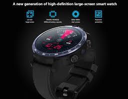 <b>LEMFO LEM12 Smart</b> Watch <b>4G</b> Face ID 1.6 inch Full Screen OS ...