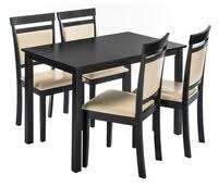 <b>Обеденная группа Woodville Modis</b> (стол и 4 стула) cappuccino ...
