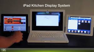 kitchen display system ipad
